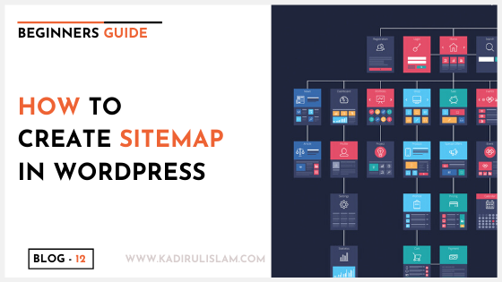 How to create a sitemap in WordPress website – 2020