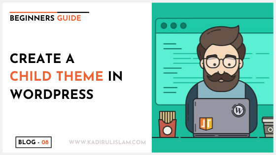How to create child theme in wordpress in 3 steps -2020