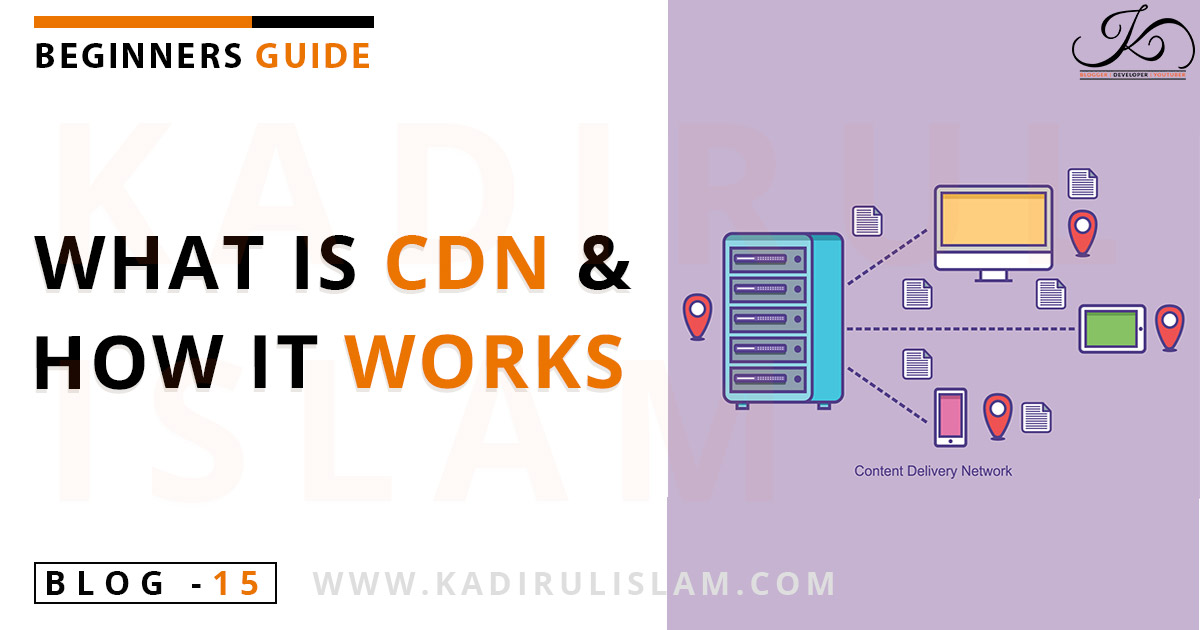 What is CDN and How it works – 2021